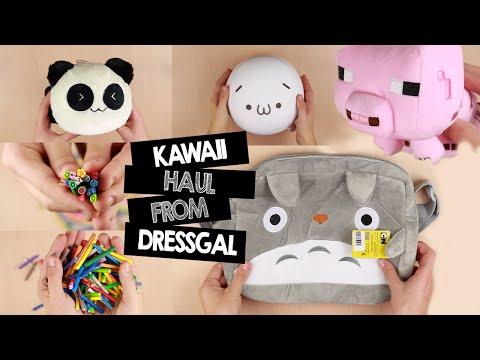 Kawaii Haul - DressGal.com