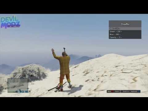 Xbox 360 GTA 5 1 27/TU27 Online/Offline Mod Menu + Download