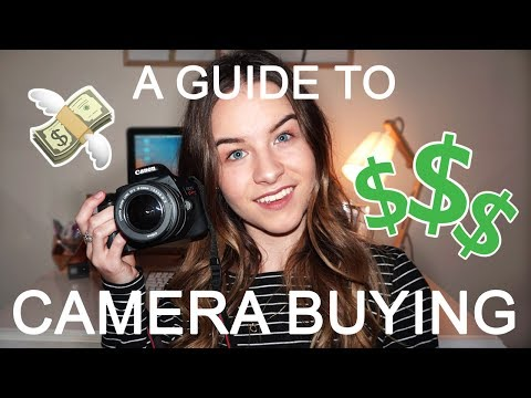 I WISH I HAD KNOWN THIS...  A Guide To Buying Your Next Camera