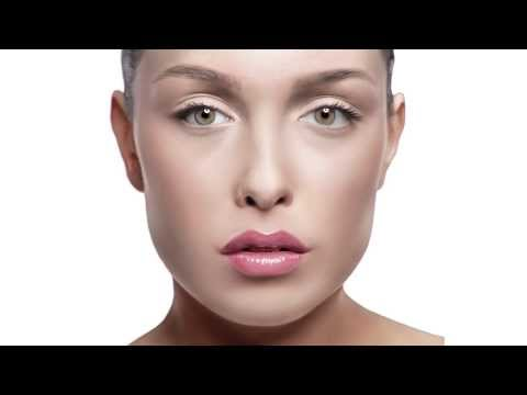 Photoshop Photorealistic Portrait, Digital Painting - making-of slides