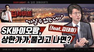 [예민수의 딥사이트] SK바이오팜, 상한가가 풀리고 나면? / 머니투데이방송 (증시, 증권)