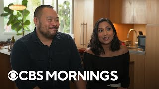 Chef David Chang learns home cooking, how to make delicious meals in least possible amount of time