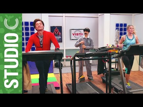 The Janitor: Gym Jocks