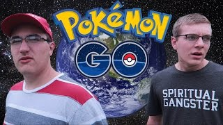 Making America Great Again with Pokémon Go
