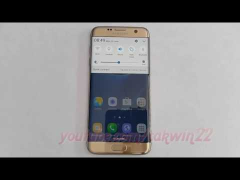 Samsung Galaxy S7 Edge : How to find IMEI Number