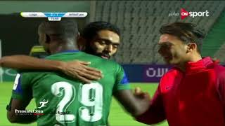"""الهدف الثاني لـ مصر المقاصة امام بتروجيت """" جون انطوي """" الجولة الـ 10 الدوري المصري"""