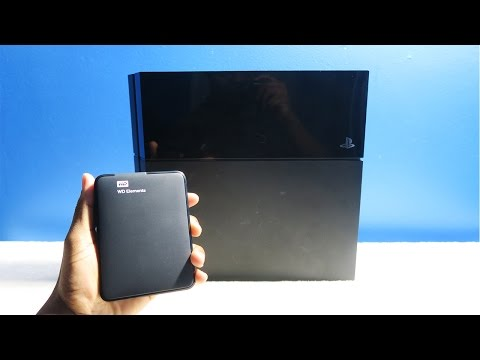 Best Way To Add More Storage on Consoles! (PS4 External Hard Drive Setup)