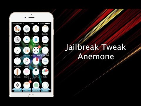 Anemone Hands-on: The WinterBoard Replacement - iPhone Hacks