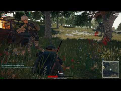 PLAYERUNKNOWN'S BATTLEGROUNDS | Shot with GeForce GTX