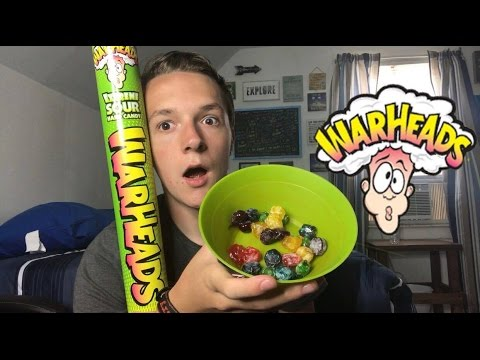 EXTREME WARHEAD CHALLENGE!! (CUT MY TONGUE OPEN!!)