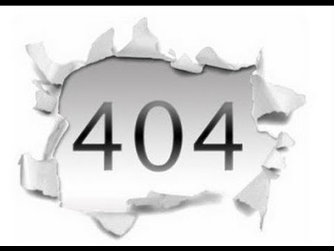 How to make custom 404 error page in blogger Blog