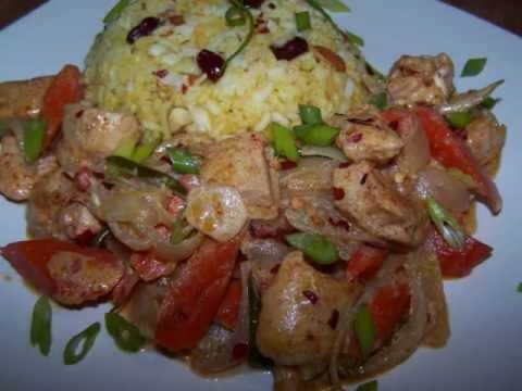 Curry Thai Chicken