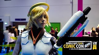 #MEFCC | Middle East Films & Comic Con 2018  Cosplay Video