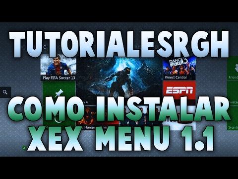 #TutorialesRgh - Cómo instalar XexMenu 1.1 [vía USB] en Rgh 2016 FÁCIL! #1