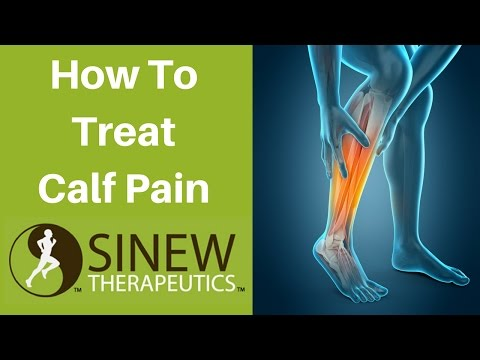 How To Treat Calf Pain and Speed Recovery