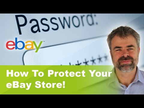 Is It Safe To Give Out eBay And PayPal Passwords? How To Protect Your eBay Store!