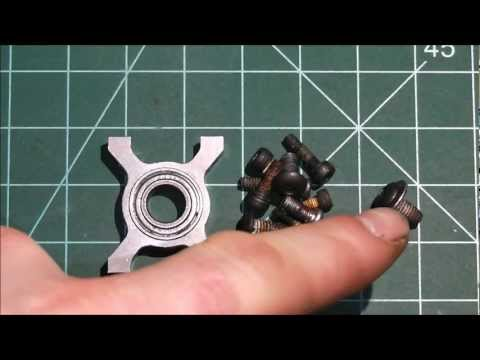 R/C Heli Tutorial #3 Remove Thread Locker From ANYTHING!