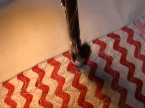 Long Arm Quilting: Raise the Bobbin Thread