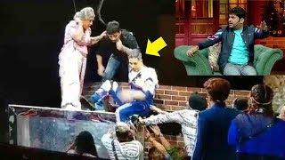Akshay Kumar R€SCU€S Kapil Sharma Show Actor From FALL!NG During STUNT gone WR0NG
