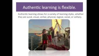 Authentic Learning: Making Learning Real and Relevant