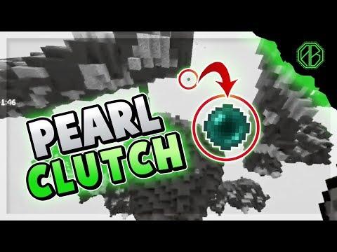 DESTROYING a HACKER w/ Ender Pearl CLUTCH! ( Hypixel Skywars Compilation )