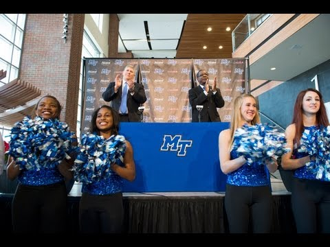 MTSU Joins Conference USA