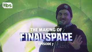 Download Final Space - The Making Of Final Space: Origins - Episode 7 [BEHIND THE SCENES] | TBS Video