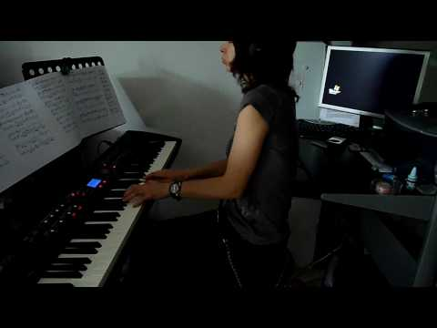 Pink Floyd -  Wish You Were Here - piano cover [HD]