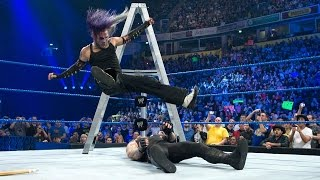 The Undertaker vs. Jeff Hardy - Extreme Rules Match: SmackDown, Nov 14, 2008