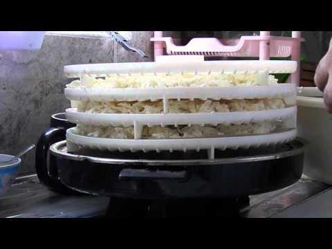 how to make cassava flour by Sergio