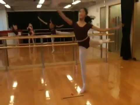 Grade 6 Waltz Enchainement