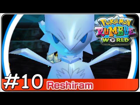 Pokemon Rumble World Walkthrough Part 10 Black Balloon