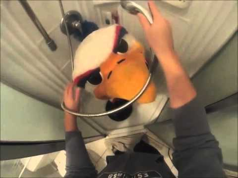 How to clean a mascot costume head : By AMAZING!! Mascots