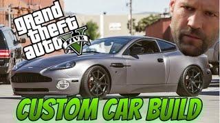 Gta V - Jason's Aston Martin (Fast and Furious 7)