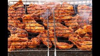تتبيلة مميزة ولذيذة جدا لدجاج المشوي على الفحم او في الفرن افضل من المطاعم مع رباح ( الحلقة 495 )