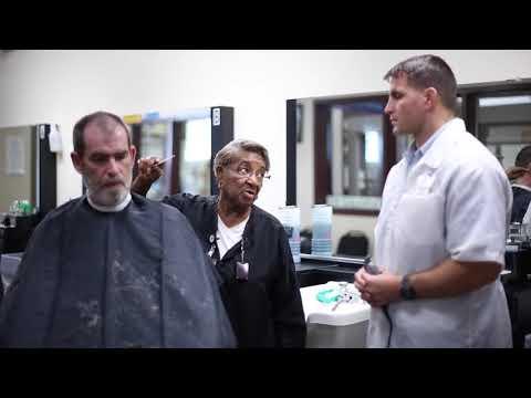Prison Barbershop