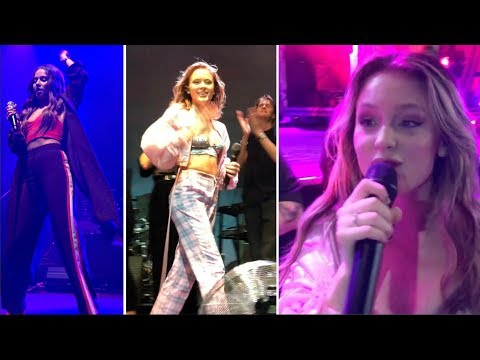 Zara Larsson UK Tour FEAT Taya Newcastle O2 Academy 19/10/17 | LoveFings