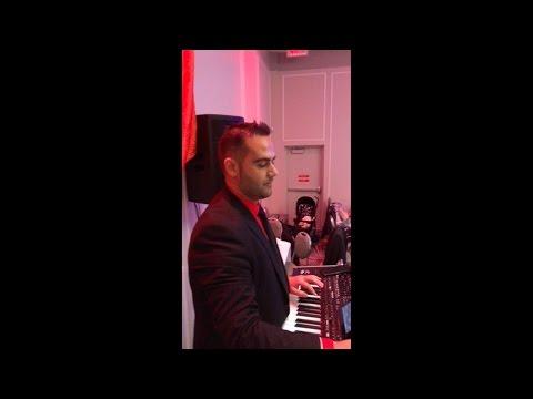 Valbona Mema -Live  Montreal (Keyboard: Elvis Tershana)