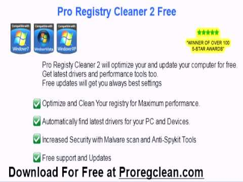 pc registry cleaner software