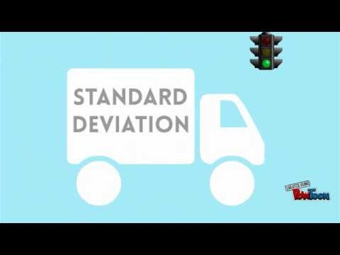 Standard Deviation - Explained and Visualized