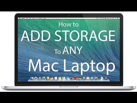 How to Add Storage to Any Mac Laptop