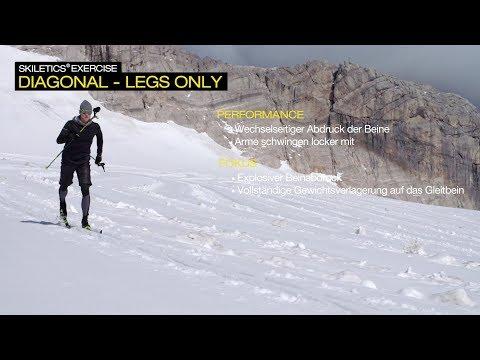Fischer Nordic | Skiletics | Diagonal Legs Only
