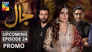 Jaal | Upcoming Episode #24 | Promo | HUM TV | Drama