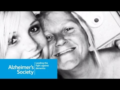Early onset vascular dementia - A daughter's perspective - My mum has dementia