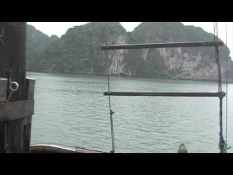 Vietnam Cambodia  Ha Long Bay