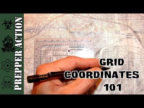 Grid Coordinates 101