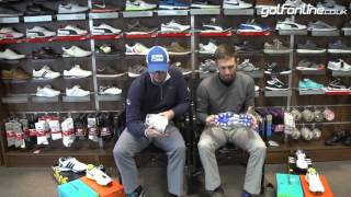 Marks Crossfield and Coach Lockey review some of the best shoes in golf