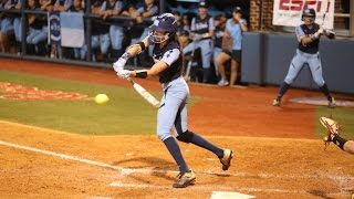 UNC Softball: Carolina Blanks SIU, 4-0