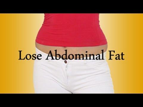 Lose Abdominal Fat (muffin top)