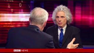 HARDtalk Steven Pinker